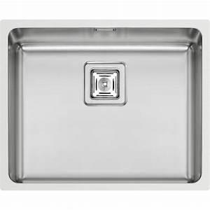 Evier Inox Grande Cuve : dimension evier cuisine evier cuisine grande largeur 44 ~ Premium-room.com Idées de Décoration