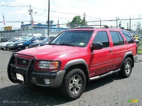 nissan 2000 4x4 2000 cayenne red nissan pathfinder se 4x4 50690590