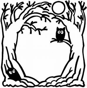Halloween border free halloween clip art borders and ...