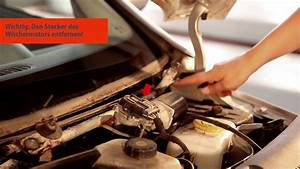 Nissan Qashqai Keilrippenriemen Wechseln : scheibenwischermotor tauschen mit ~ Kayakingforconservation.com Haus und Dekorationen
