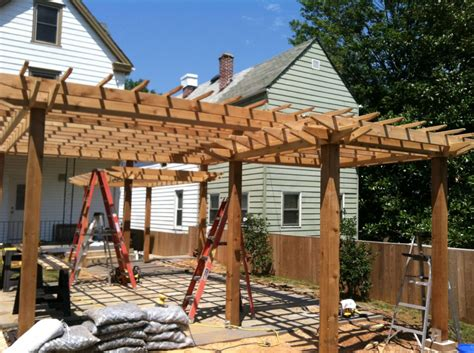 diy greenhouse wood outdoor sheds lowes pergola construction details pdf storage