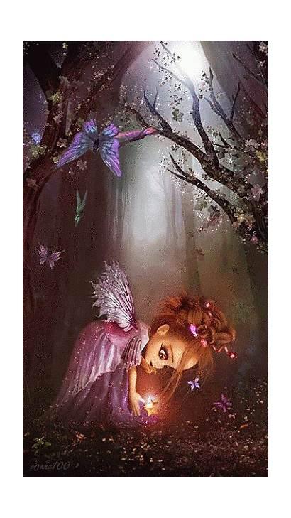 Fairy Fairies Magical Fantasy Dust Animated Magic