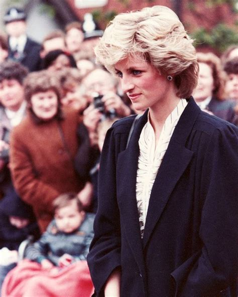 May 20 1985 Charles & Diana Visit Victims Of The Bradford