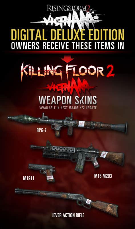 killing floor 2 bugsplat rising storm 2 vietnam actuellement en b 234 ta ouverte ainsi qu une date de sortie gamersnine