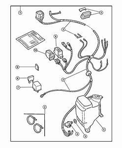 2000 Jeep Wrangler Hardtop Wiring Kit