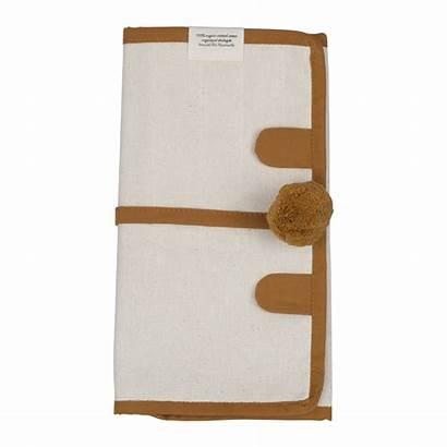 Pencil Case Fabelab Roll Canvas Bear Trousse
