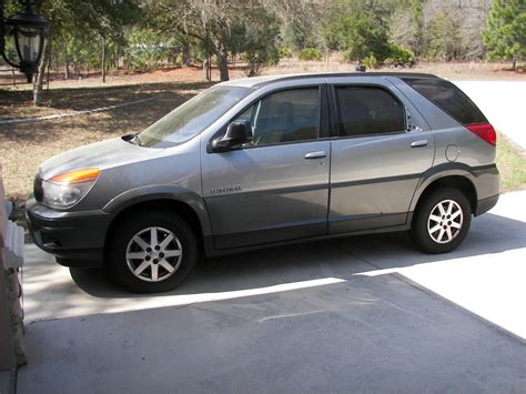 Buick 2003 Rendezvous by 2003 Buick Rendezvous Pictures Cargurus