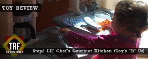 Step2 Lil' Chef's Gourmet Kitchen (toys