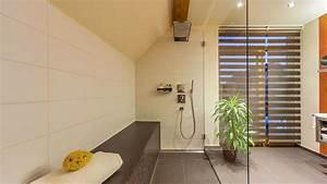 Dachschrägen Tapezieren Beispiele : badezimmer tapezieren ~ Eleganceandgraceweddings.com Haus und Dekorationen