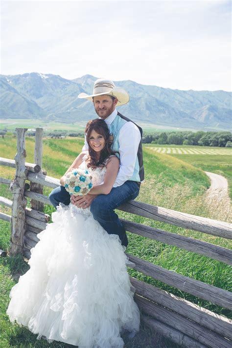 gypsyfarmgirl preston  charlenes western wedding