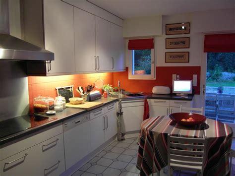 cuisine repeinte cuisine repeinte et décorée photo 1 4 3510515