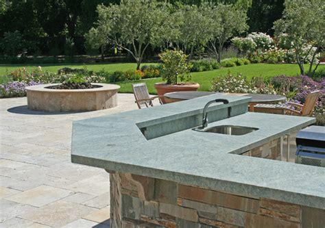 best countertops for outdoor kitchens my project involved