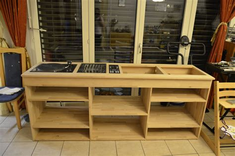 accessoir de bureau meuble dj artisanal forum accessoire djing audiofanzine