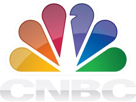 Cnbc White Logo.png