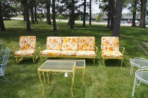 retro patio furniture retro garden furniture garden inspiration