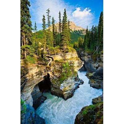 Johnston Canyon Banff ABBanff and Canadian Rockies