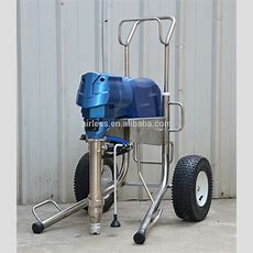 Ep450 Electric Textureputty Airless Paint Sprayer, View