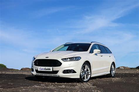 Ford Mondeo Titanium Wagon 2018 Review