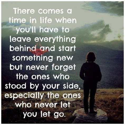 Leave Everything Behind Quotes