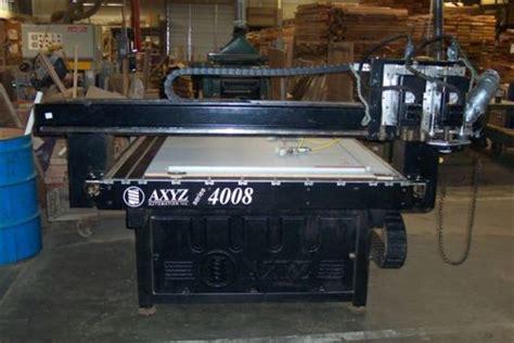 axyz  cnc router  art framing tools equipment