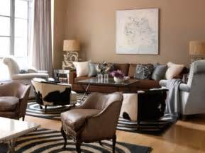 Brown Livingroom A Few Things You Should About Colors Before Painting Your Home