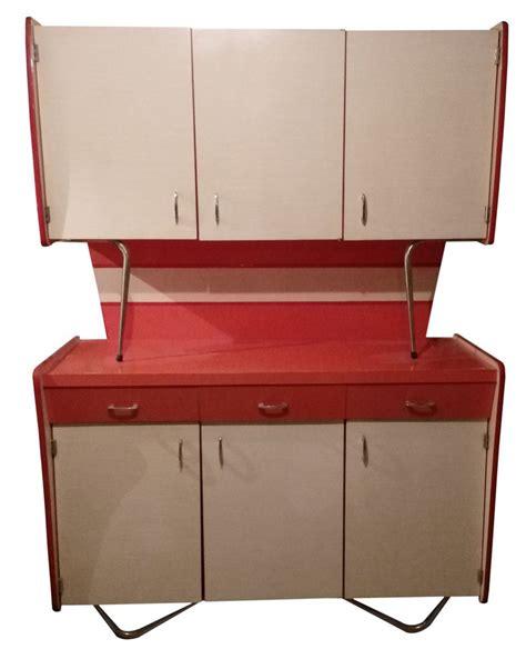 meuble cuisine annee 60 meuble cuisine formica vintage 233 es 60 70 luckyfind