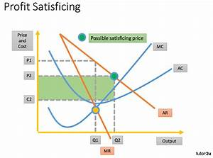Satisficing Behaviour By Businesses