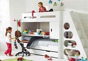 Hochbett Zwei Kinder : kleines zimmer einrichten 38 kreative platzschaffende ideen ~ Lizthompson.info Haus und Dekorationen