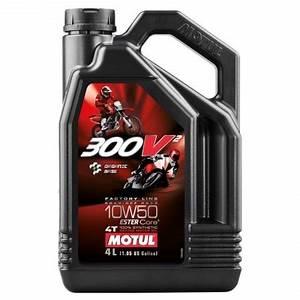 Huile Moteur Moto : huile moteur motul 300v2 4t factory line 10w50 4l huile ~ Melissatoandfro.com Idées de Décoration