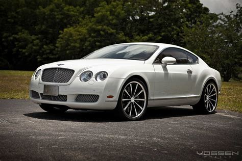 bentley custom rims bentley continental gt custom wheels vossen cv1 22x9 0 et