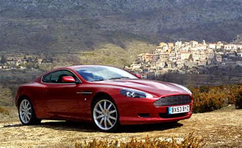 2007 Astonmartin Db9 Review  Top Speed