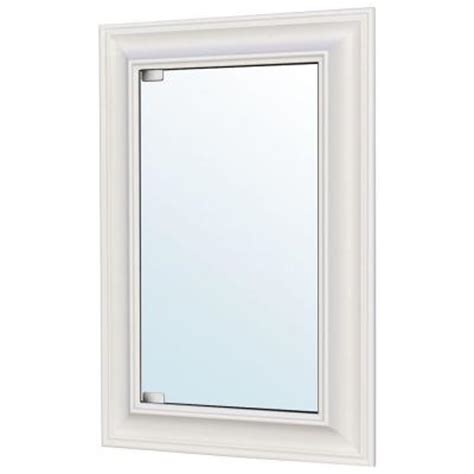Home Depot Recessed Medicine Cabinets by Masterbath 20 In W X 30 In H Recessed Medicine Cabinet
