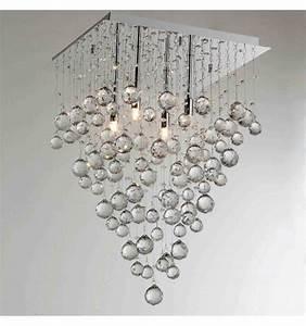 Grand Lustre Design : grand lustre cristal design arbre ~ Melissatoandfro.com Idées de Décoration
