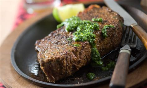 cilantro chimichurri recipe relish