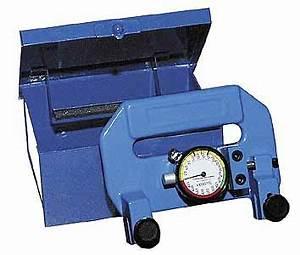 62126 Sawing Tools, LENOX - Bandsaw Blade Tension Meter