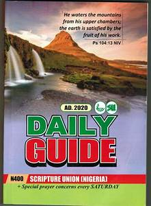 Daily Guide Devotional  He Who Exalts Himself