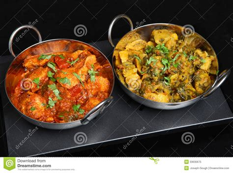 curry cuisine indian curry dishes ob food warmer stock image image of