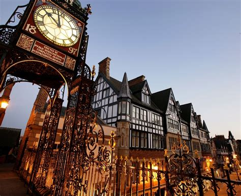 Chester – England's Historic Cities