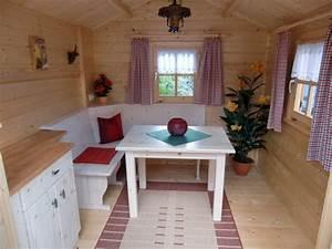 Gartenhaus Gemütlich Einrichten : inneneinrichtung gartenhaus ~ Orissabook.com Haus und Dekorationen