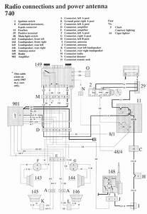 Volvo 740 Stereo Wiring Diagram