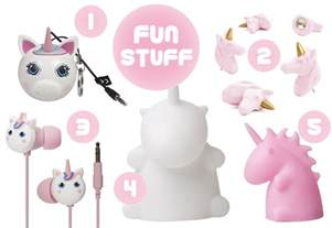 gift ideas for the unicorn lover in your fairleigh