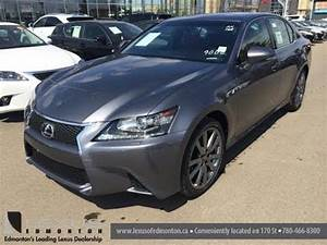 Lexus Is F Sport Executive : 2014 lexus gs 350 awd f sport package review executive demo fort mcmurray ab youtube ~ Gottalentnigeria.com Avis de Voitures