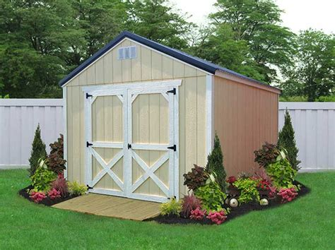 10x12 shed painted sheds liberty storage solutions