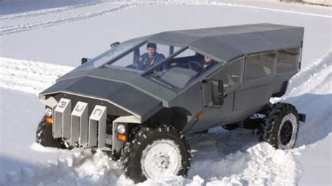 russian military commissions bizarre off road troop