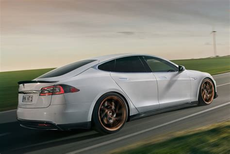 Look What Novitec Did To The Tesla Model S