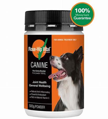 Hip Rose Joint Dogs Vital Canine 150g