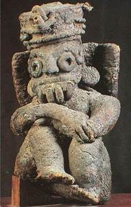 God of the Month: Tlaloc (1)