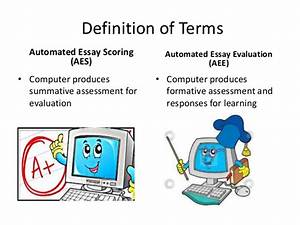 Artificial Unintelligence:Why and How Automated Essay ...