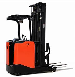 China Hecha Forklift 1 5 Ton Electric Reach Truck  Heli
