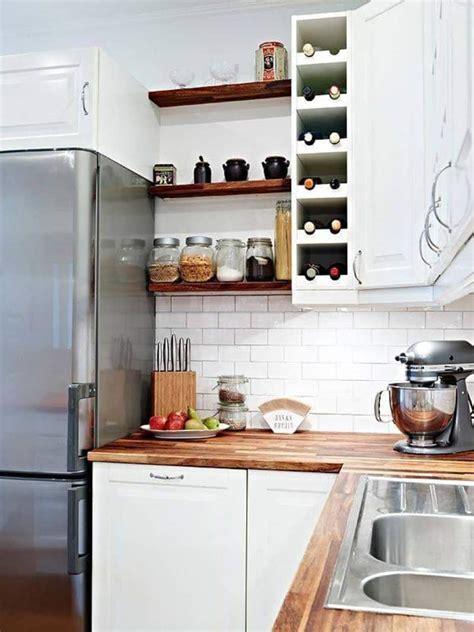 open shelf kitchen ideas 35 bright ideas for incorporating open shelves in kitchen